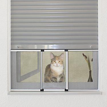 mosquitera-extensible-protección-gatos
