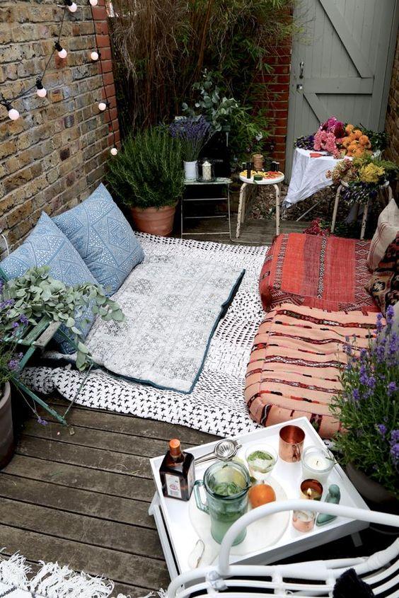 textil terraza