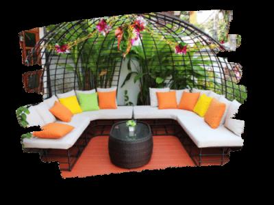 ideas-terraza-decoración-espacio-sofa